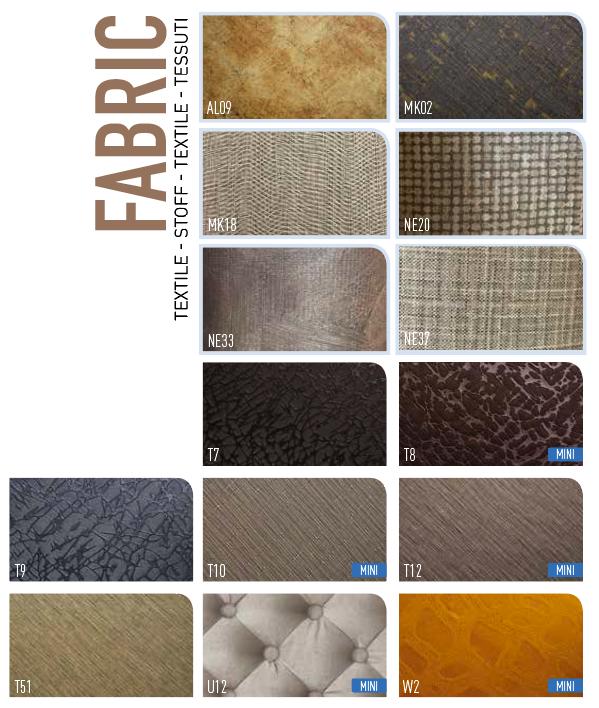 Interieurfolie Fabric design