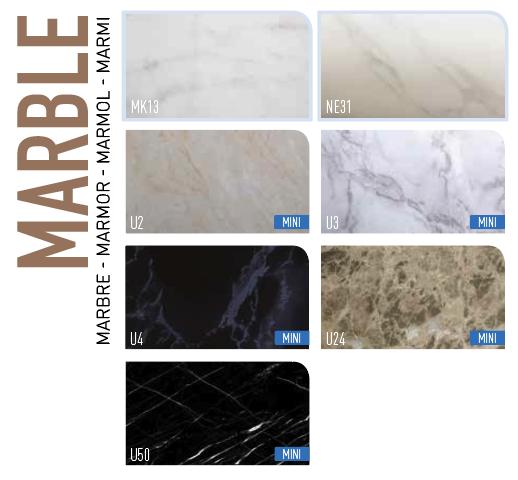 Interieurfolie Marble design